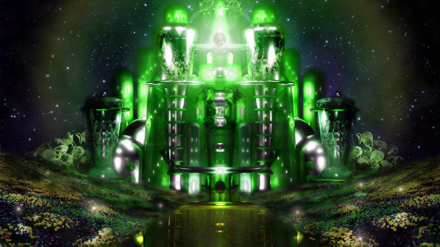 Het Eiland van smaragd 3