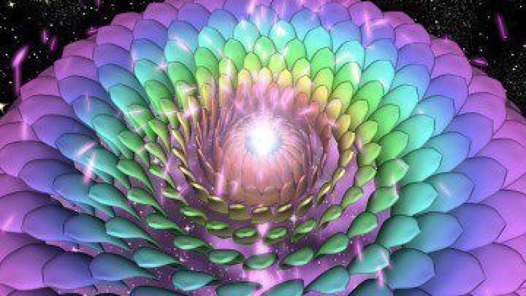 Pleiadische sterrenbloemen